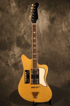 Eko 400 4 Eko Master 1961 Gold