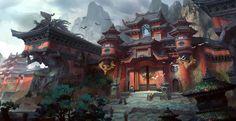 ArtStation - 2015, Z.YU Hao