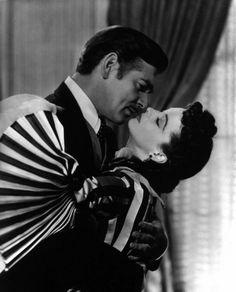 Clark Gable & Vivian Leigh