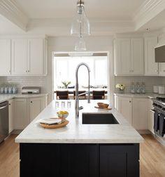 Contemporary - Kitchen - Photos by Urrutia Design | Wayfair