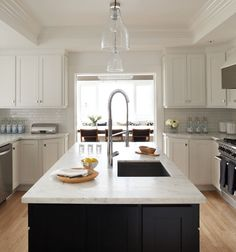 Contemporary - Kitchen - Photos by Urrutia Design | Wayfair