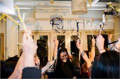 Reception Fun | Navy Rustic Elegance Proximity Hotel Wedding | Julie Livingston Photography | Leigh Pearce Weddings, Greensboro North Carolina Wedding Planner, Stylist, Coordinator
