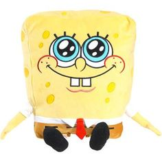SpongeBob SquarePants Jumbo Plush - Walmart.com