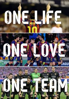 What is being Number 1 mean? Fc Barcelona, Barcelona Futbol Club, Barcelona Football, Football Love, Best Football Team, Soccer Quotes, Sport Quotes, Lionel Messi, Messi Neymar Suarez