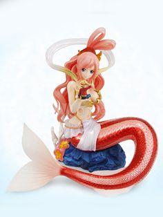 One Piece Mermaid Princess Anime Action Figure