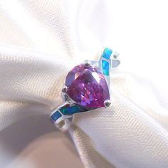 $20 DigNew Size 6.5 Cute Handmade 925 Sterling Silver Plated by DigNew