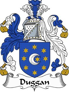 Duggan Coat of Arms