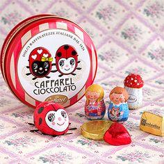 チョコラティーノ缶てんとう虫 Shops, Good Food, Fun Food, Packaging, Chocolate Chocolate, Sweet, Cute, Drink, Fashion