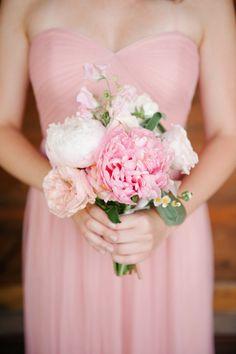 bridal bouquet; photo: Brooke Schultz