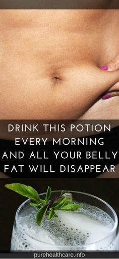 Nutritionists Confirmed Drink This Potion Every Morning and All Your Belly Fat Will Disappear - Health Beauty Tips Remove Belly Fat, Burn Belly Fat Fast, Stubborn Belly Fat, Fat Belly, Healthy Cocktails, Diet Drinks, Fat To Fit, Health And Beauty Tips, Herbal Medicine