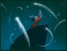 disney fantasia art - Google Search
