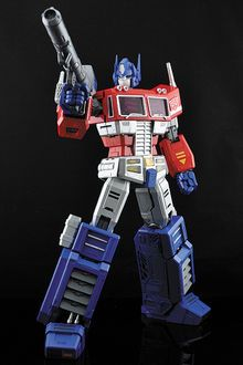 [Update] Ultimetal Optimus Prime comes at an ultiprice photo