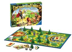 Enchanted Forest Game | Additional photo (inside page)