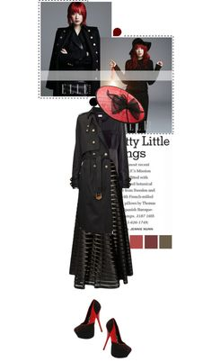 """""""Wicked Witch"""" by adhitaa ❤ liked on Polyvore"""