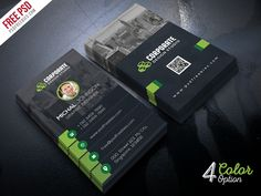 Download Free Corporate Business Card Template PSD Bundle.This Corporate Business Card Template PSD Bundle is simple but creative which can be used for design studios, freelancers and all type of Graphic Industry. This Corporate Business Card Template PSD Bundle is designed and created in adobe Photoshop. This Freebie Included with 4 different color options.