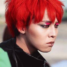 Gd Bigbang, Bigbang G Dragon, Daesung, G Dragon Top, Why I Love Him, Ji Yong, Korean Artist, He's Beautiful, Bangs