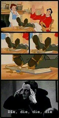 Sheldon gets it