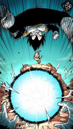 - Pixiv (Krillin, Vegeta and Goku). Buu Dbz, Majin, Dragon Ball Image, Dragon Ball Gt, Manga Dragon, Susanoo, Z Arts, Fan Art, Animes Wallpapers