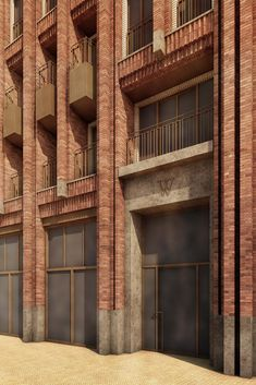 --- New Buildings Built in Traditional Architecture Style --- - Page 176 - SkyscraperPage Forum Brick Architecture, Architecture Details, Brick Detail, Courtyard House, Building Facade, Brick And Stone, Waterfront Homes, Facade Design, Brickwork