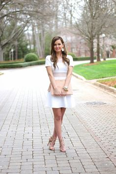 GiGi New York   For All Things Lovely Fashion Blog   Desert Rose Uber Clutch