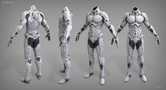 futuristic space suit - Google Search