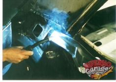 114.- ....y a sujetarla donde debe de ir.  #Restauración #Mustang65 #InfernoGarage