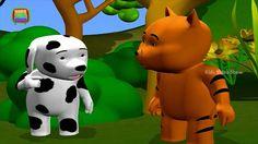 Interesting Facts About Animals - Kids General Knowledge Videos - KidsVi...