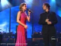 celine dion ft. josh groban, the prayer