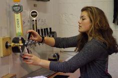 Wingman Brewers brewer Becca Reed