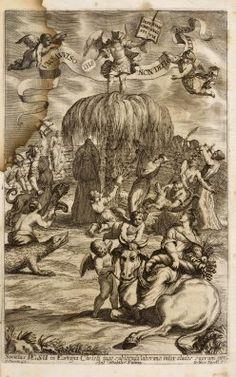 MATHIAS TANNER (1630–1692), KAREL ŠKRÉTA (1610–1674)  JEZUITSKÉ MARTYROLOGIUM 1675. cena: 45 000 CZK   (1 725 EUR)