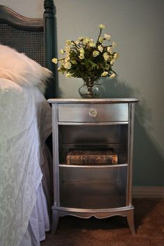 All About Bedside Tables