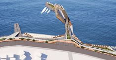 TGRTRS Coastline architectural projects, please visit our page to view project details and photos. Statue Of Liberty, Architecture, Travel, Statue Of Liberty Facts, Arquitetura, Viajes, Statue Of Libery, Destinations, Traveling