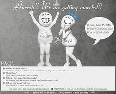 Top 10 Crazy Wedding Invitations Indian Bridal Diaries Invatations Invite Wording Funny