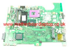 Replacement for HP 578002-001 Laptop Motherboard