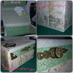 #grün #tee #schachtel #teeschachtel #schenken #creme #geschenk # Creme, Decorative Boxes, Paper, Paper Mill, Bookmarks, Cards