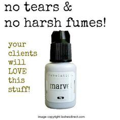 MARVEL Eyelash Extension Glue -Revelation Lash Extension Products