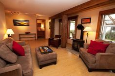 Ocean Breeze Suite - Private oceanfront accommodation on Chesterman Beach in Tofino, BC.