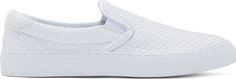 Diemme - White Python Garda Sneakers