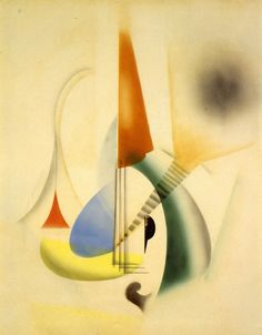 Jazz by Man Ray, 1919. Oil on canvas, 71.12 x 55.88 cm.