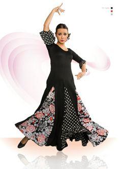 Vestido de flamenco E4000 Happy Dance - 145,00 €