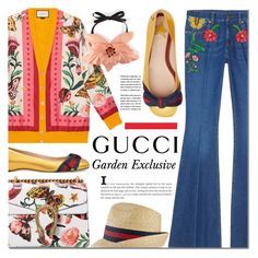 """""""Gucci-Garden"""" by barbarela11 ❤ liked on Polyvore featuring Gucci"""