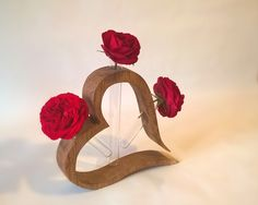 wood scroll saw patterns Flower Holder, Flower Boxes, Wood Crafts, Diy And Crafts, Scroll Saw Patterns Free, Cross Patterns, Wood Patterns, Free Pattern, Deco Nature