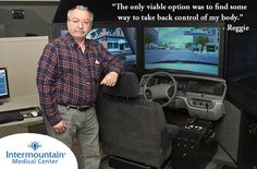 One of Intermountain Medical Center's Parkinson's patients re-gained control of his body thanks to a revolutionary procedure. Learn more at http://intermountainhealthcare.org/blogs/2014/03/deep-brain-stimulation-for-parkinsons-patients/