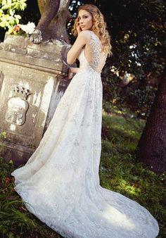 Ysa Makino Kym54 Wedding Dress The Knot Bridal Dresses Designer
