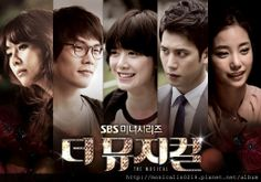 The Musical - A short 15 episodes Korean drama ~  Very sweet moments and its quite different to the others (like their little twists) and it's not dragging ~ nice and fun little drama to watch over a weekend :P   P.S - I just finished this drama (25th Nov 2013)