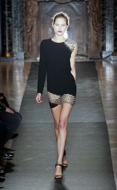 Anthony Vaccarello A/W 2013- 2014