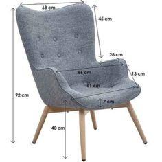Wood Chair Design, Sofa Bed Design, Living Room Sofa Design, Chaise Sofa, Sofa Chair, Armchair, Sofa Furniture, Furniture Design, Modern Sofa Designs