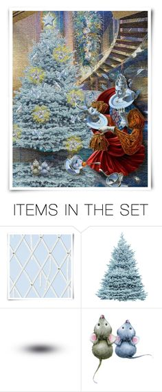 """""""Happy """"surreal"""" Holidays!"""" by tempestaartica ❤ liked on Polyvore featuring art"""