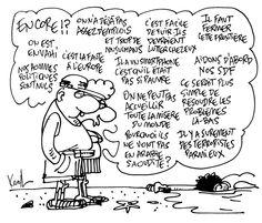 peur immigration caricature - Recherche Google