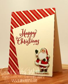 Happy Christmas by ilinacrouse - Cards and Paper Crafts at Splitcoaststampers